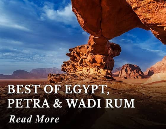 Best of Egypt, Petra & Wadi Rum