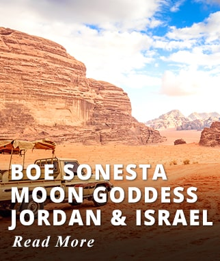 Best of Egypt Sonesta Moon Goddess + Jordan & Israel Tour