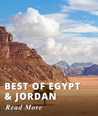 Best of Egypt & Jordan Tour