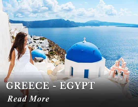 Greece - Egypt Tours