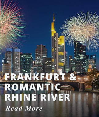 Frankfurt & Romantic Rhine River Tour