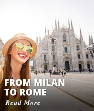 From Milan to Rome Tour