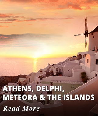 Classic Greece and the Islands Tour
