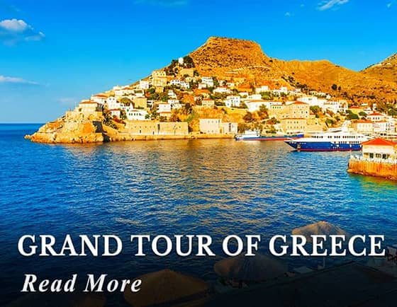 Grand Tour of Greece