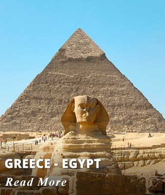 Greece - Egypt Tour