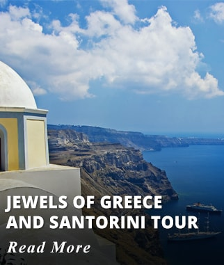 Jewels of Greece and Santorini Tour
