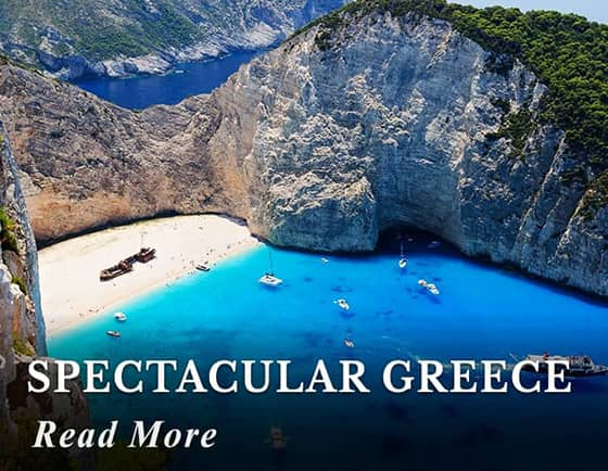 Spectacular Greece Tour