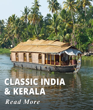 Classic India - Kerala Tour