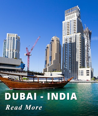 Dubai - India Tour