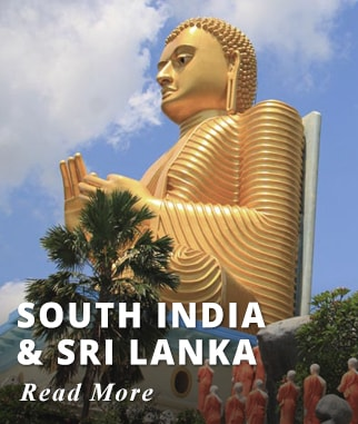 South India - Sri Lanka Tour
