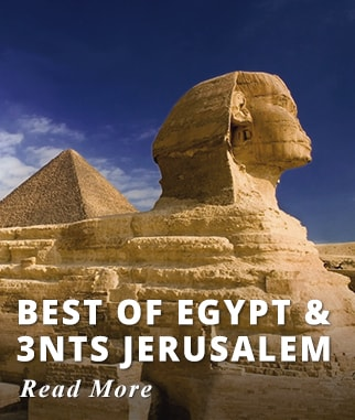 Egypt - Israel Tour