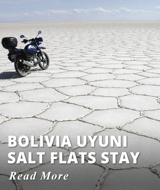 Bolivia Uyuni Salt Flats Short Stay
