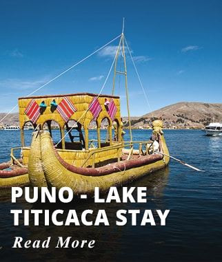 Puno - Lake Titicaca Short Stay