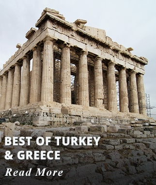 Best of Turkey & Greece Tour