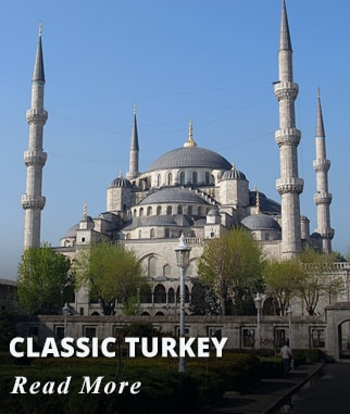 Classic Turkey Tour