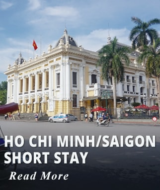 Ho Chi Minh - Saigon Short Stay