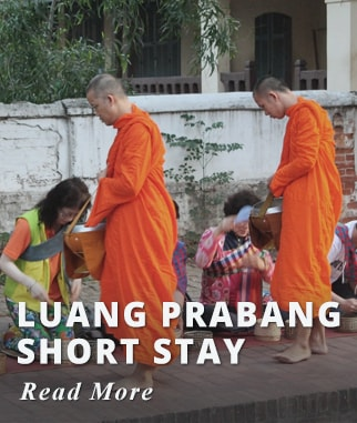 Luang Prabang - Laos Short Stay