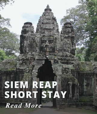 Siem Reap - Angkor Wat Short Stay